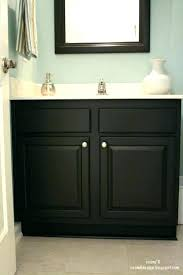 paint bathroom cabinets ideas painting bathroom vanity espresso painting bathroom cabinets white gallery of how to