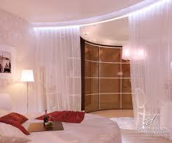 cozy bedroom design with curtain bedroomexquisite red white bedroom