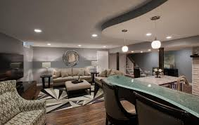 Designer Basements Custom Basements Wesson Builders