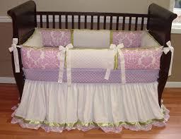 charming baby nursery room design using paisley baby girl bedding fascinating design for baby girl