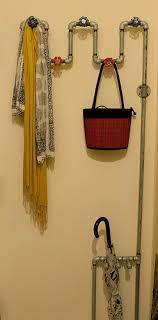 Diy Pipe Coat Rack pipe coat rack DIY for Life 7