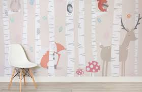 nursery room wallpaper inspiration