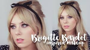 brigitte bardot 60s inspired makeup look the goodowl brigitte bardot french actress model and singer