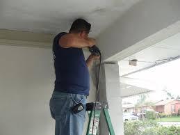how to level a garage doorHow To Install a Garage Door  DesignForLifes Portfolio