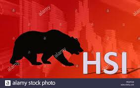 Hsi Stock Chart The Hong Kong Stock Market Index Hang Seng Index Or Hsi Is