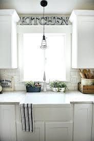 kitchen window lighting. Contemporary Lighting Singular Kitchen Window Lighting Pictures Ideas  Inside Kitchen Window Lighting P