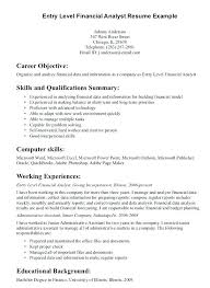Summary Of Qualifications On A Resume