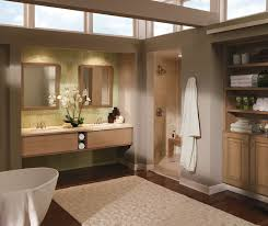light maple kitchen cabinets. Light Maple Cabinets In Contemporary Bathroom By Kitchen Craft Cabinetry A