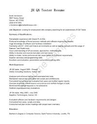 Etl Tester Resume Sample Etl Resume Qa Tester Sample Resume Qa