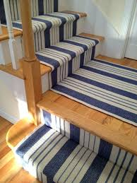 striped runner rugs design notebook stair runners cotton mats