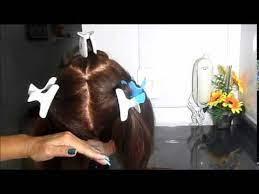 A técnica utiliza uma mistura de vários tons de marrom e loiro que resultam num contraste. Divisao Para Mechas Definidas Por Meire Regina Youtube