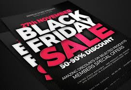 Black Flyer Backgrounds 35 Black Friday Psd Flyer Templates Decolore Net