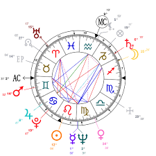 Astrology And Natal Chart Of Neil Armstrong Born On 1930 08 05