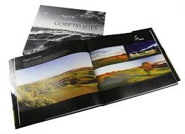 with the combination of wonderful photography and stylish design your golf club can produce their own personalised coffee table book