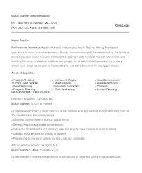 Teacher Resume Examples 2012 – Lespa
