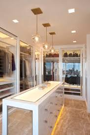 organize your stuffs using closet envy ideas closet envy with island and mini pendant lighting