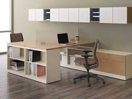 private office design ideas. contain credenzas from hon offer active storage for today\u0027s shrinking workspace. #office #design #interiordesign | pinterest office private design ideas
