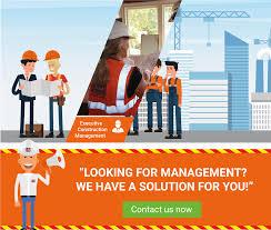 Construction Management Jobs Executive Management Recruitments