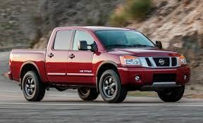 Nissan isn't afraid to go big with Titan pickup truck, Armada SUV ...