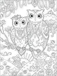 owl coloring pictures. Exellent Coloring Printable Owl Pictures Free Coloring Pages For Adults And  Menu In And Owl Coloring Pictures W