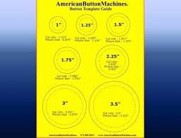 Button Template Word Button Making Template For Word