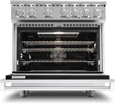 viking gas range. Viking Professional 7 Series VGR73616BGG - Oven Features Include Proflow Convection Cooking, Large Commercial Capacity Gas Range