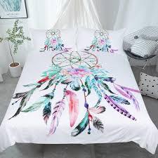 Dream Catcher Crib Set Dreamcatcher Bedding Set ShantiBanti 16