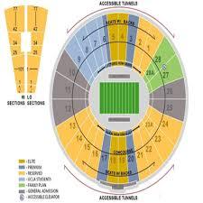 Always Up To Date Ohio State Stadium Seating Chart View