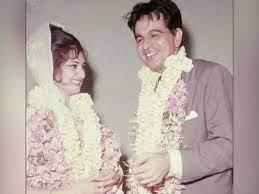 Dilip Kumar and Saira Banu's eternal ...