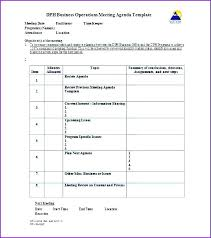 7 Monthly One On Meeting Template Free Calendar Sop Process