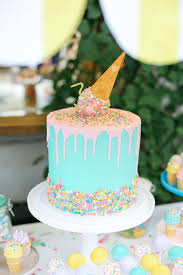 Ice Cream Theme Birthday Party Ideas In 2019 Ice Cream Party
