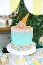 Ice Cream Theme Birthday Party Ideas In 2019 Ice Cream Party