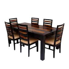 dining table sets for 6 white gloss 6 seater dining table and real leather chairs
