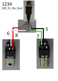 mini usb diagram wiring diagram for you • usb cord pin diagram dealextreme forum rh club dx com mini usb wiring diagram mini usb connections diagram