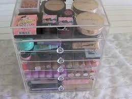 Glamour Makeup Storage Box