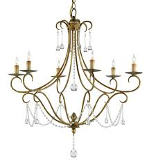 currey and company lighting fixtures. currey u0026 company 9192 agostina 6 light chandelier with rhine gold finish undefined and lighting fixtures