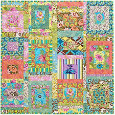Amy Butler Design & click here to download Amy's Ginger Bliss quilt pattern. All fabrics chosen  for this Quilt are from Amy's Ginger Bliss fabric collection. Adamdwight.com