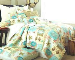 coastal quilt sets. Coastal Bedding Sets Beach House Quilt Channel Islands Set Tropical . R
