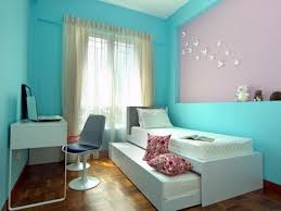 Pink And Blue Girls Bedroom Blue And Pink Bedroom Ideas