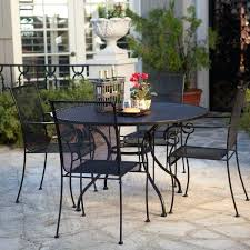 wrought iron outdoor dining chairs wrought iron patio dining table and chairs