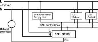 danlers energy saving lighting controls hvac controls danlers cefl pir 10vdc
