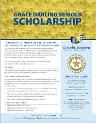 scholarships colorado national guard family program congfp