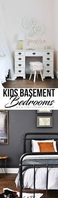 Kids Basement Bedrooms