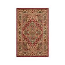 mastercraft ziegler 8788 red rug
