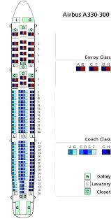 Delta Airlines Airbus A333 Seating Chart 38 Rational Airbus A330 300 Seating
