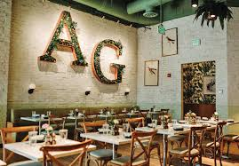 avocado grill opened its second location at downtown at the gardens this year