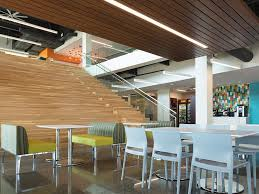 Hoefer Wysocki Designs AwardWinning SelectQuote Office Complex Extraordinary Selectquote Insurance Services Offices