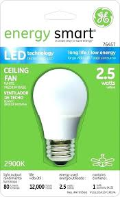 led bulbs for ceiling fans attractive light about elongated change inside 15