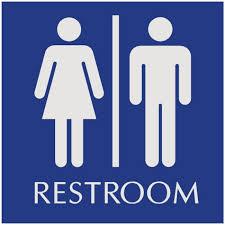 Unisex Restroom Signs Clip Art Library Classy Unisex Bathroom Signs