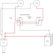 taco 571 2 zone valve wiring diagram images hot water zone valves on taco zone valve wiring